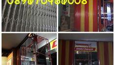 Jasa servis rolling door dan folding gate murah 089670456008 BSD