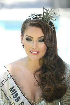 Rolene Strauss miss South Africa 2014/ Miss world 2014...