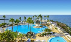 Book a stay at the Iberostar Selection Anthelia in Costa Adeje with On the Beach. Looking for a good deal, Try our handy holiday finder. All Inclusive Resorts, Hotels And Resorts, Costa Adeje Tenerife, Travel Tickets, Das Hotel, Canary Islands, Grand Hotel, Travel Agency, Hotel Reviews