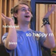 I think we all need a lord praising Mikey 5sos Funny, 5sos Memes, 5sos Pictures, Reaction Pictures, 5sos Michael, Bae, Michael Clifford, Mikey Clifford, 1d And 5sos