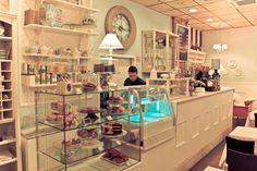 Antique Café by Astoria Calle fraile, nº 4 Valencia #descubriendolugaresAF