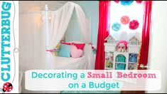 Decorating a Small Bedroom on a Budget - Makeover, Ideas and Reveal. Bedroom Looks. 58558325 Ideas For My Bedroom. Best Home Interior Design, Rustic Home Design, Bedroom Bed Design, Home Decor Bedroom, Bedding Decor, Master Bedroom, Bedroom Decorating Tips, Thrifty Decor, Budget