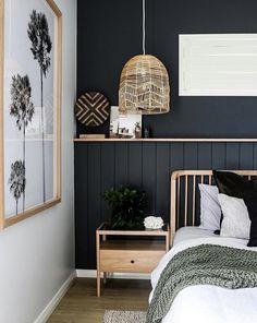 Home Decor Bedroom, 1920s Bedroom, Bedroom Office, Bedroom Ideas, Bedroom Signs, Diy Bedroom, Master Bedrooms, Art For Bedroom, Black Master Bedroom