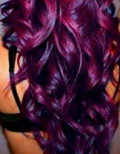 How To Pull Off Purple Hair Color