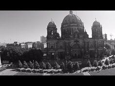 Drone's-eye view of Berlin - YouTube