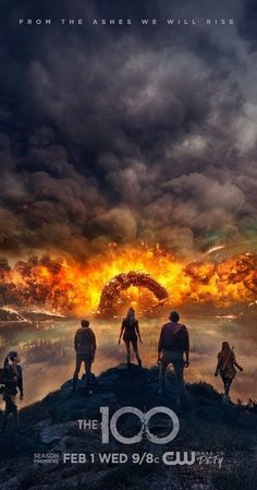 Created by Jason Rothenberg.  With Eliza Taylor, Eli Goree, Thomas McDonell, Bob Morley. Set 97 years after a nuclear war has destroyed civilization, when a spaceship housing humanity's lone survivors sends 100 juvenile delinquents back to Earth in hopes of possibly re-populating the planet.