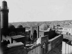 Блог Вячеслава Сапунова - Фрагменты истории Баку Дворец Ширваншахов. 1898 год.