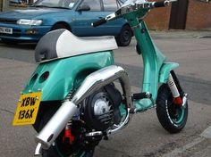 Dixie.Classic Moped Art&Design @classic_car_art #ClassicCarArtDesign