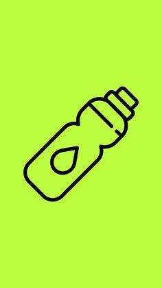Iconos De Instagram Stories Fitness. - Radisel Batista Neon Wallpaper, Tumblr Wallpaper, Marca Personal, Instagram Highlight Icons, Garden Tools, Creative, Decor, Art, Green Highlights