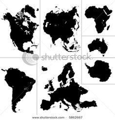 Visit All seven continents