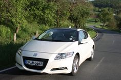 Praxistest: Honda CR-Z im Alltag – Teil 3 – Autobahn oder Landstraße