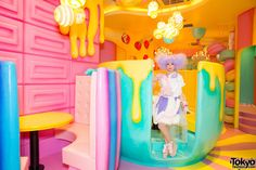 Kawaii Monster Cafe - designed by Sebastian Masuda (Kyary Pamyu Pamyu, 6%DOKIDOKI) - opens in Harajuku this weekend! The amazing cafe features five themed areas, a giant functional carousel, and five...