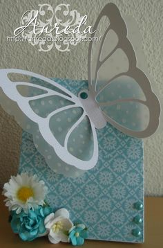 Butterfly present box  Just Because