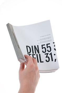 DIN 55 350 Teil 31; 12.85 – Eine Begegnung mit Wabi-Sabi