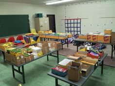 Domestic CEO : How to Run a School Supplies Drive :: Quick and Dirty Tips ™