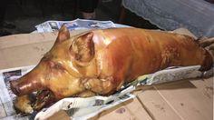 "Filipinos' best ...""lechon"" (Roasted pig)!!!"