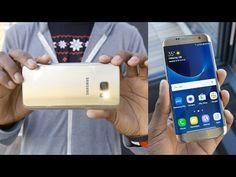 Samsung Galaxy S7 & S7 Edge Impressions! - YouTube