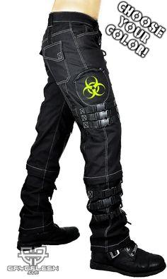 Biohazard Fallout Pants