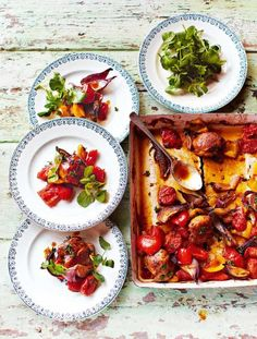 Hit 'n' run traybaked chicken | Jamie Oliver | Food | Jamie Oliver (UK)