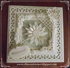 SUNflower.... - Ellys Card- Corner