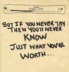 <3 Fix You.
