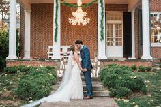 Virginia Fall Outdoor Wedding