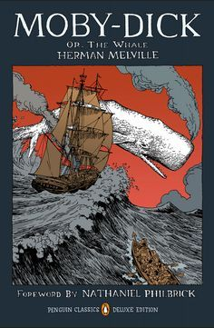 Finish 1984, then reread one of my favorite books, Moby Dick.