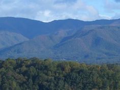View from Greeneville, TN
