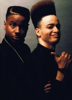 hwcjr: Them Good Ole New Jack Swing Dayz: Kid N Play Growing up Kid N Play were the epitome of awesomeness. They were different stylish a little rough around the edges but fun. They made being different or nerdy cool & for that I have to commend them. Love N Hip Hop, Hip Hop And R&b, Hip Hop Rap, Rap Music, Soul Music, Hip Hop Artists, Music Artists, New School Hip Hop, High School