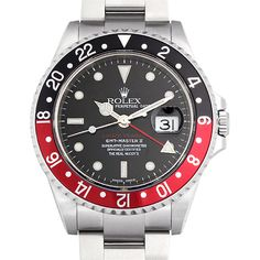 ROLEX THE REAL McCOY'S CHUCK YEAGER GMT master II Ref.16710 limited 150 pics 2nd model
