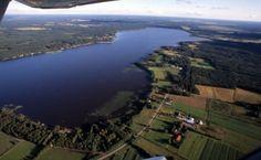 Nummijärvi lake - Kauhajoki, South Ostrobothnia province of Western Finland. - Etelä-Pohjanmaa,