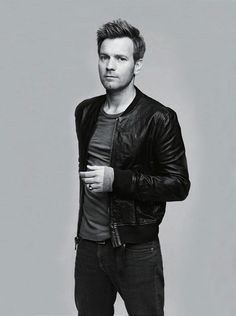 I really like the idea of PINNING Ewan McGregor. Over and over and over again.