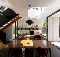 Dwell - Unfurled House By Christopher Polly Architect