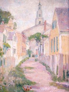 Edith Lake Wilkinson Paintings