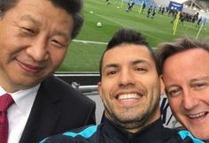 Kun and a couple of blokes