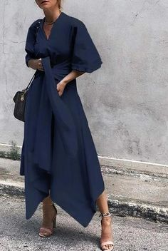 Tie Dress, Maxi Dress With Sleeves, Half Sleeves, Short Sleeve Dresses, Short Sleeves, Dress Lace, Dress Skirt, Party Dresses For Women, Fall Dresses