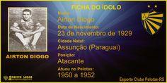 ARQUIVO LOBÃO: GALERIA DE CRAQUES - Airton Diogo