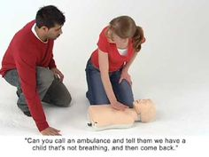 BENTLEY INVESTIGATIONS--First aid - Baby CPR - YouTube--Do you and any other caregivers know infant CPR?