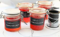 Chutney, Chili, Edible Gifts, Sugar And Spice, Food Gifts, All Things Christmas, Candle Jars, Tapas, Nom Nom