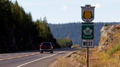 The B.C. provincial government has installed webcams and bus shelters to improve safety along Highway 16. Dozens of women are believed to have disappeared along the section of highway, between Prince George and Prince Rupert, known as the 'Highway of Tears'.
