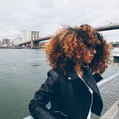 Natural hair, curly hair, African American hair, black hair