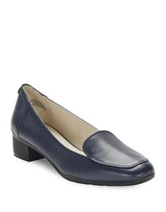 e15edf8696a Anne Klein - Daneen Leather Loafers
