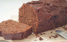 Gezond cake recept: gember-chocoladecake  |  Foodness