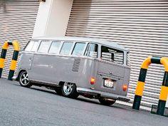 Kombi Tunada | Only Cars - Carros Rebaixados,Tuning,DUB, Vídeos e muito mais...