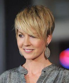 Short Hairstyles for Fine Hair | Frisur für feines haar