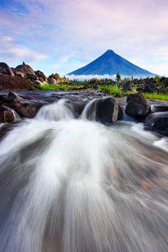 Mt. Mayon, Philippines
