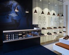 Project: Joseph Cheaney & Sons