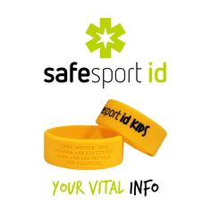 Notfallarmband zum kaufen, für Kids die gerne weglaufen / verloren gehen. Können neben Kontaktdaten auch Medizinische Infos dazu