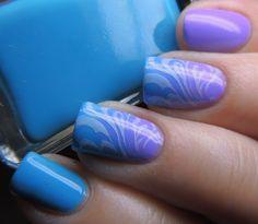 Nail Polish Addiction: #nail #nails #nailart