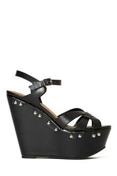 Shoe Cult Isandra Wedge   Shop Sale at Nasty Gal
